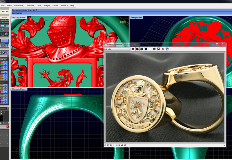 Gemvision And Holts Partner For Cad Training