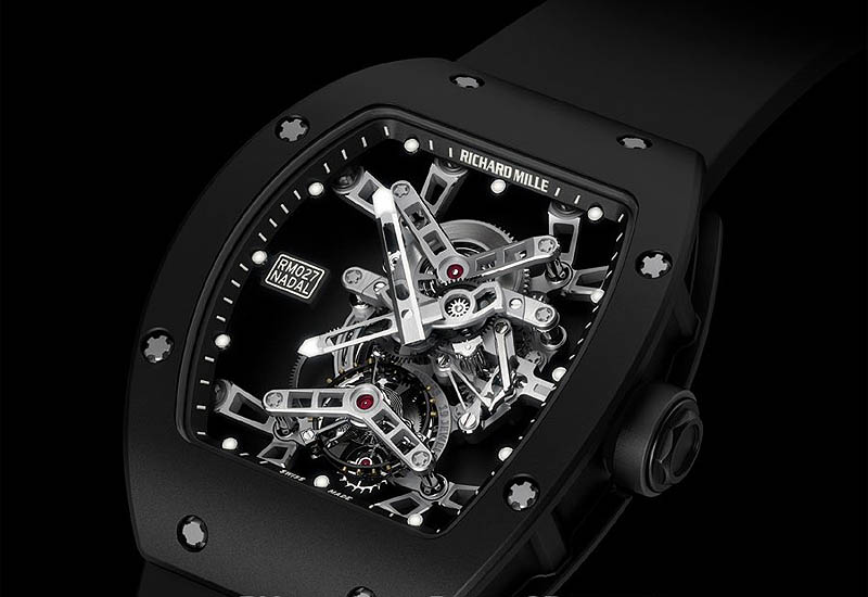 Rafael Nadal To Wear 525 000 Richard Mille Watch