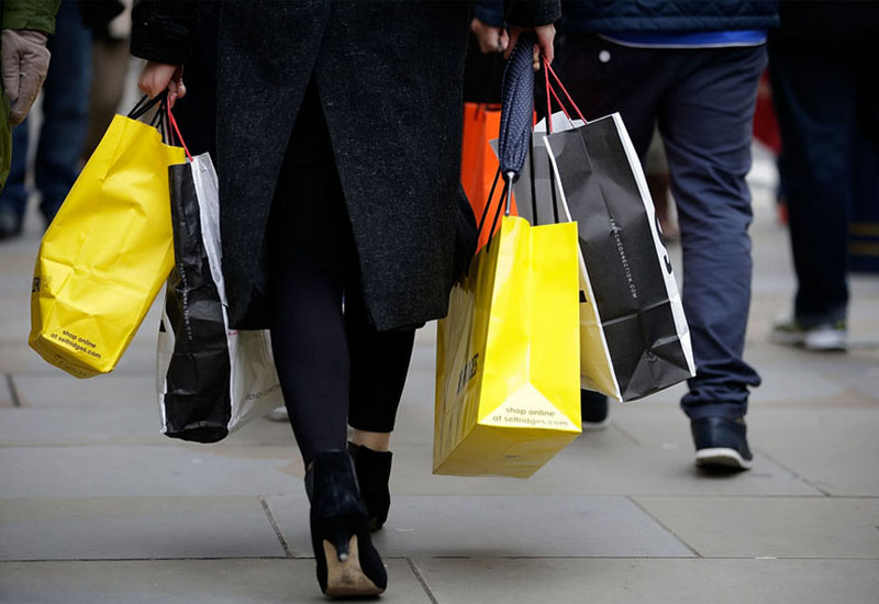 Christmas struggles to reinvigorate retail as high streets see almost 50% fewer shoppers in 2020