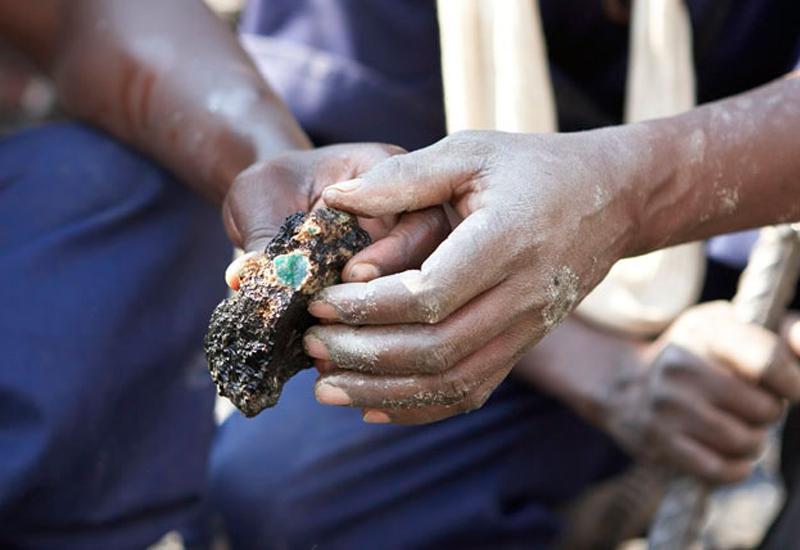 Gemfields zambia mine