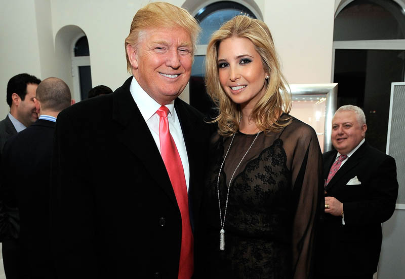 2010 Ivanka Trump Fine Jewelry Collection Launch