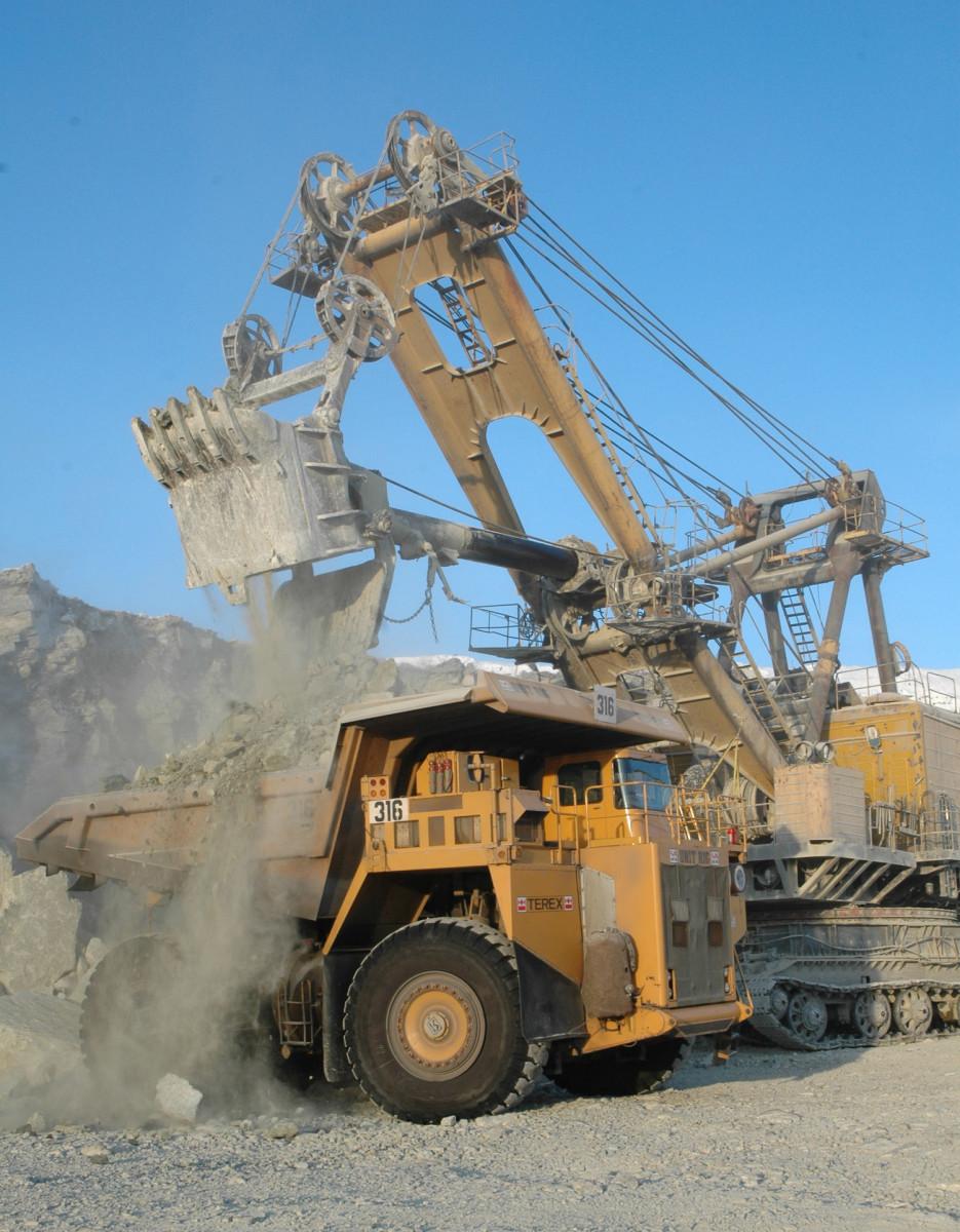 Mining Russia