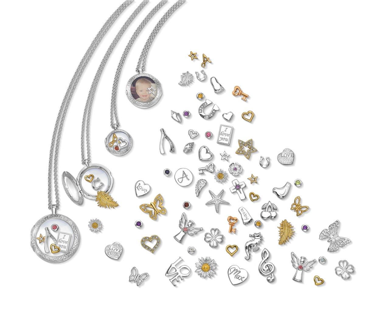 Silver + Vermeil Cherish