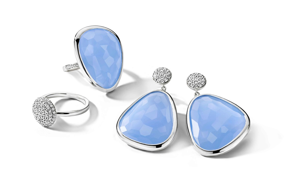 TS SS15 Ring 12009ZI (EUR 99, GBP 90), Ring 12001LA (EUR 145, GBP 120) and Earrings 7694LA (EUR 175, GBP 150)