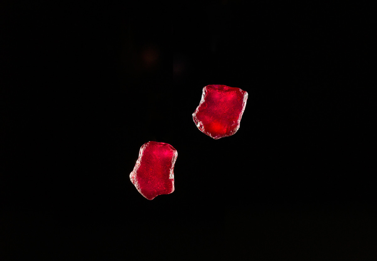 Gemfields Ruby pair