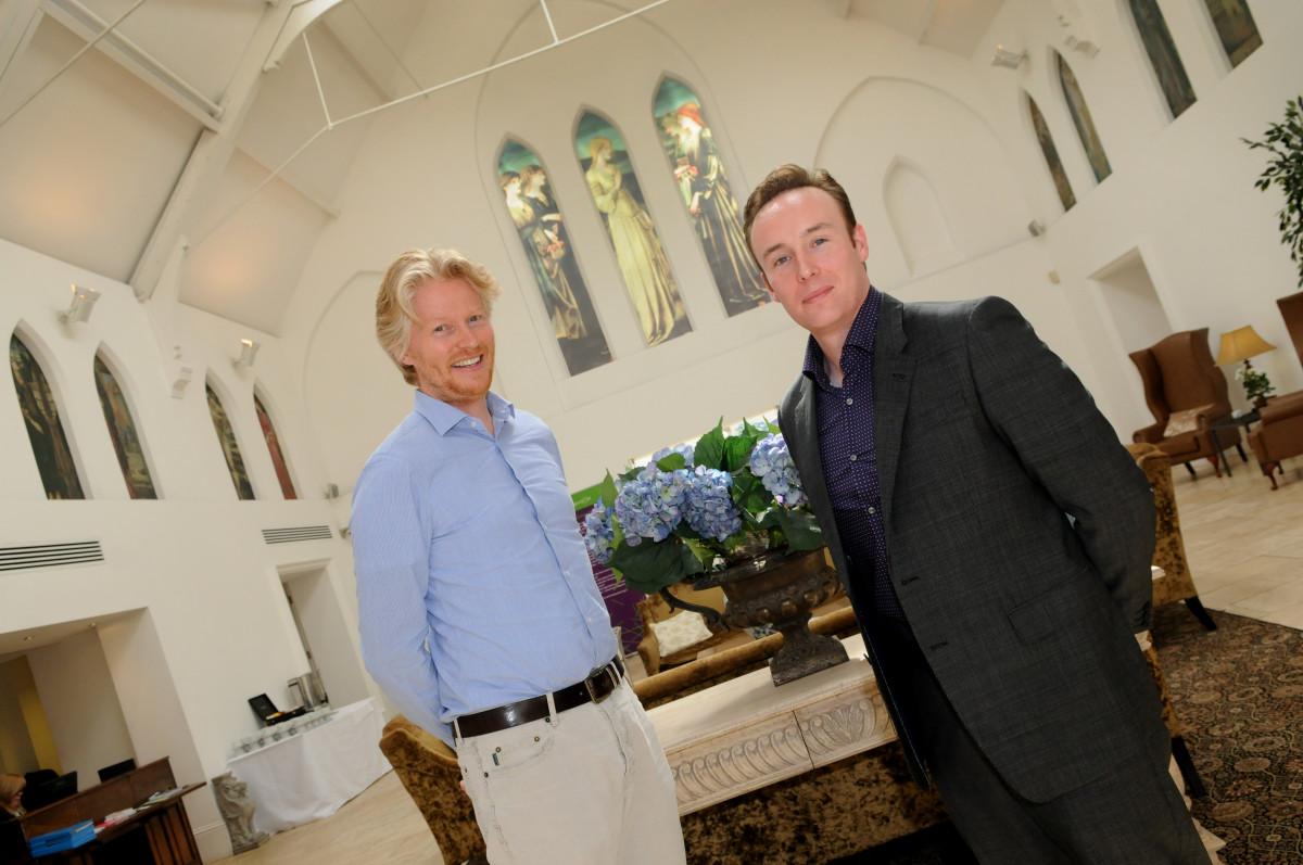 Lucan Gray and Richard Northall 1