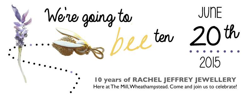Rachel Jeffrey 10th