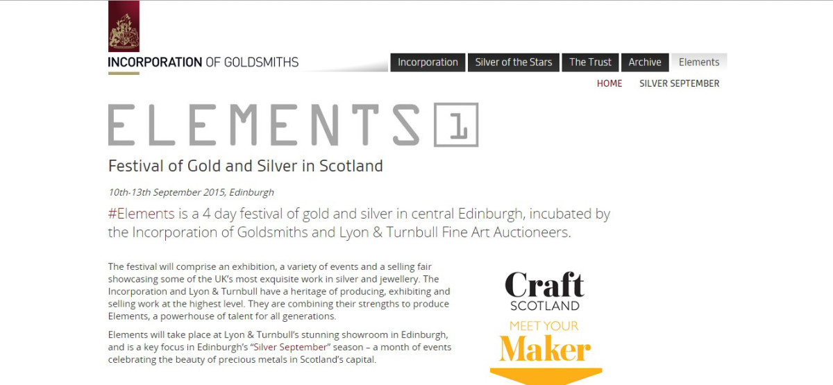 Elements WEB