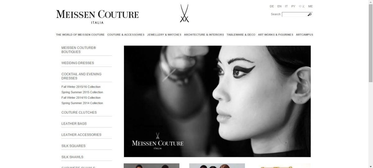Meissen Couture JP