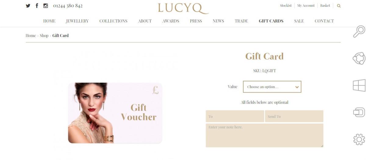 LucyQsite