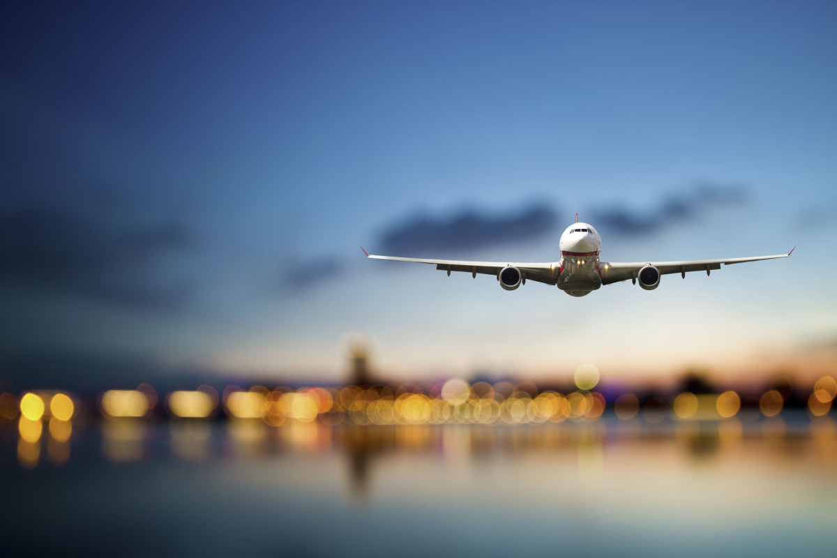 HIT Plane Image