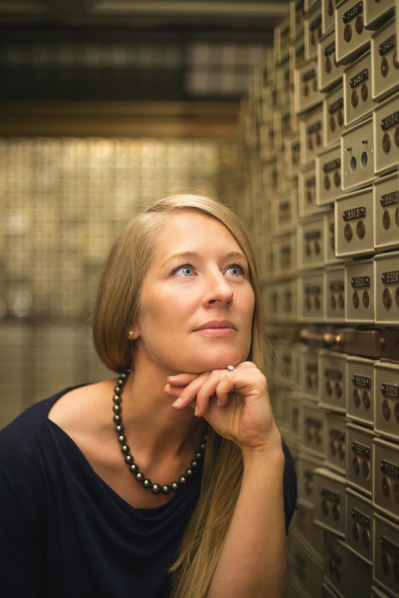 Naomi Newton Sherlock
