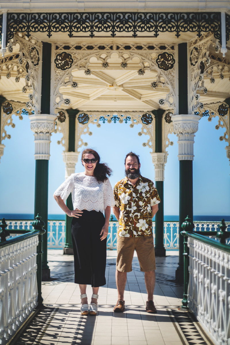 Pippa Knowles and Jason French – Baroque Jewellers