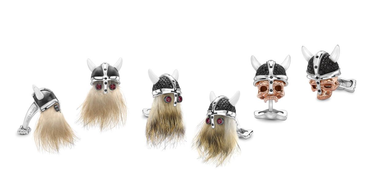 Viking Skull Group C1834 (1)