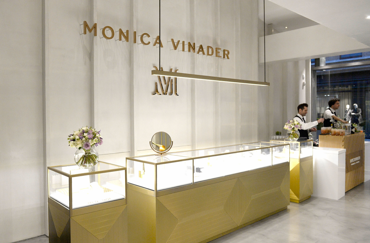 Monica Vinader Celebrates Partnership With Charity Women For Women International
