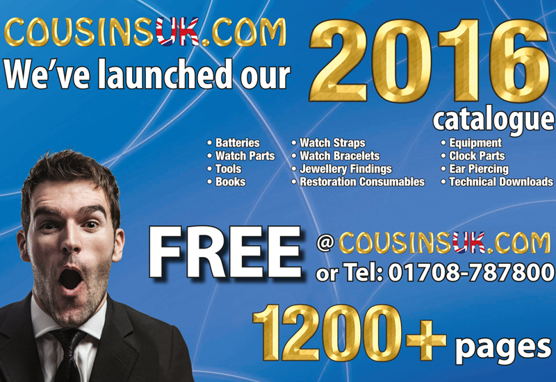 Cousins catalogue image