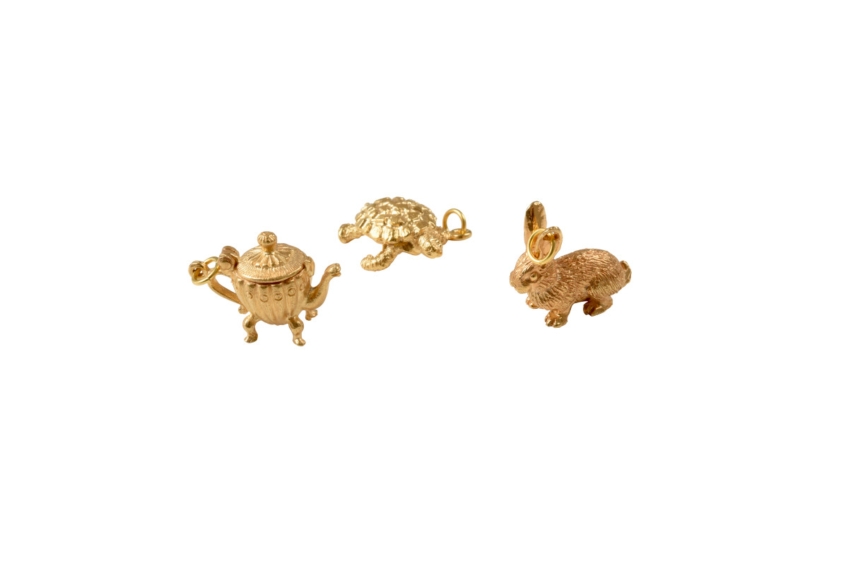 Mirabelle, Fairtrade charms