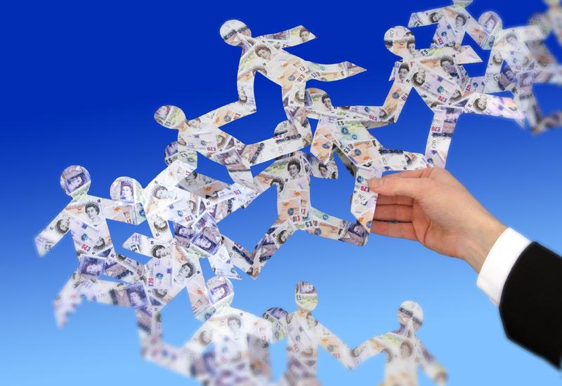 Paper money people