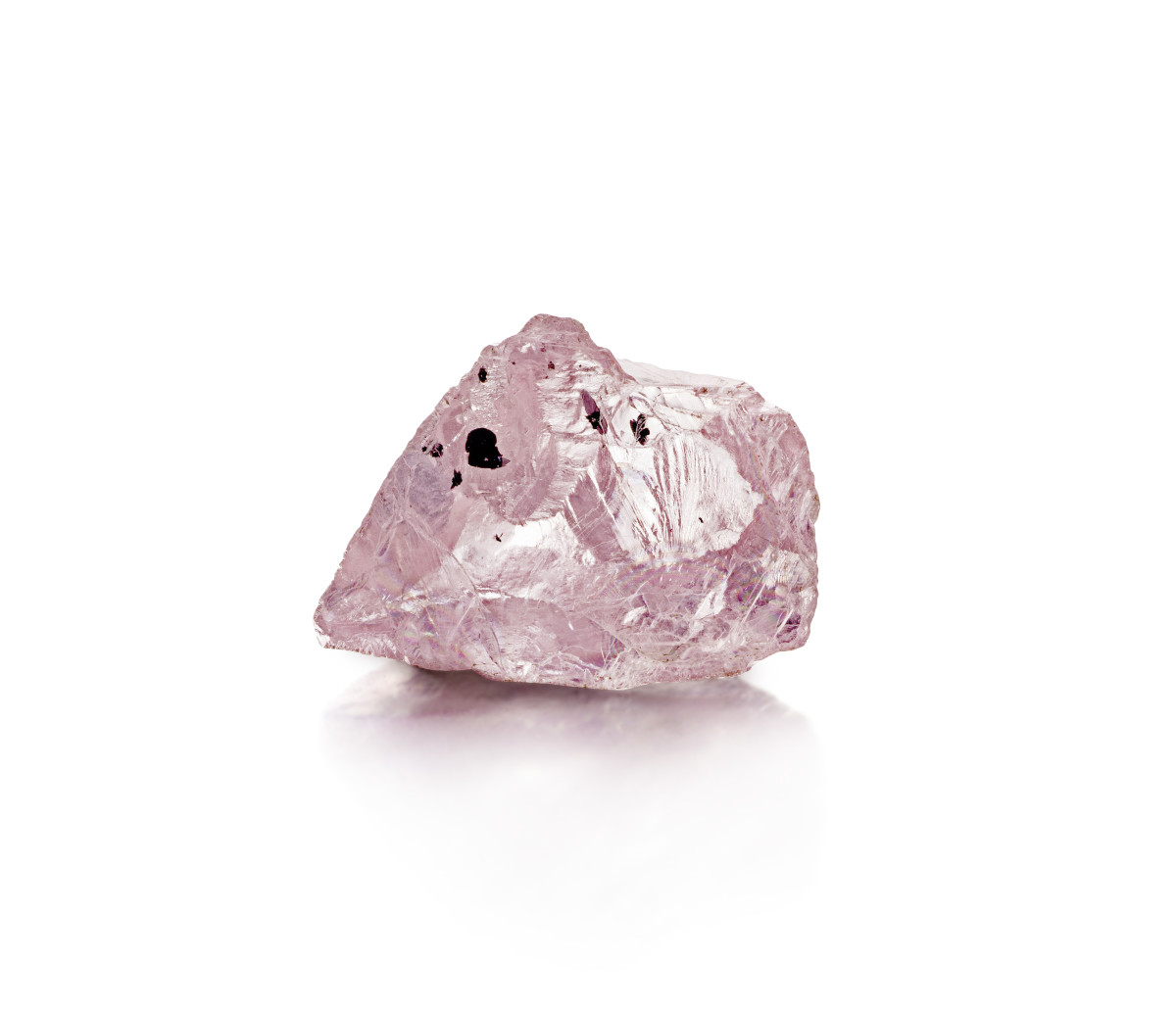 Petra Diamonds – 23ct pink from Williamson