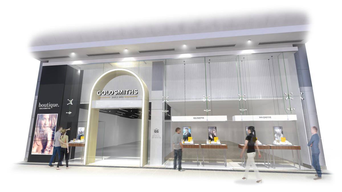 GS Southampton Shop Front 17.09.15