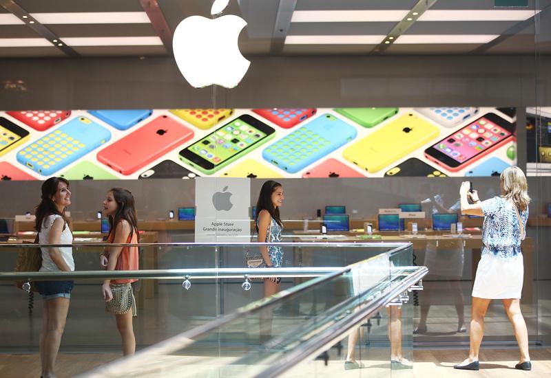 Apple Prepares To Open First Store In Rio De Janeiro