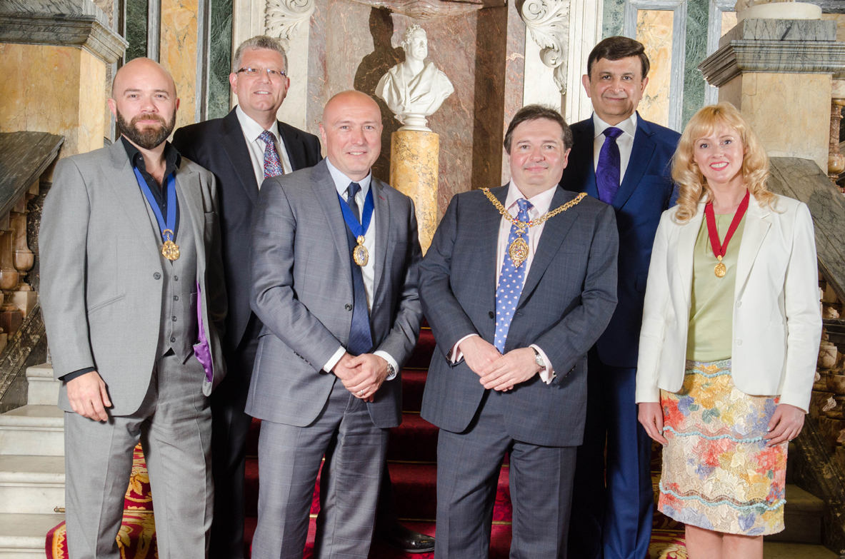 BJA/NAG AGMS, Goldsmiths Hall, 16th June 2015