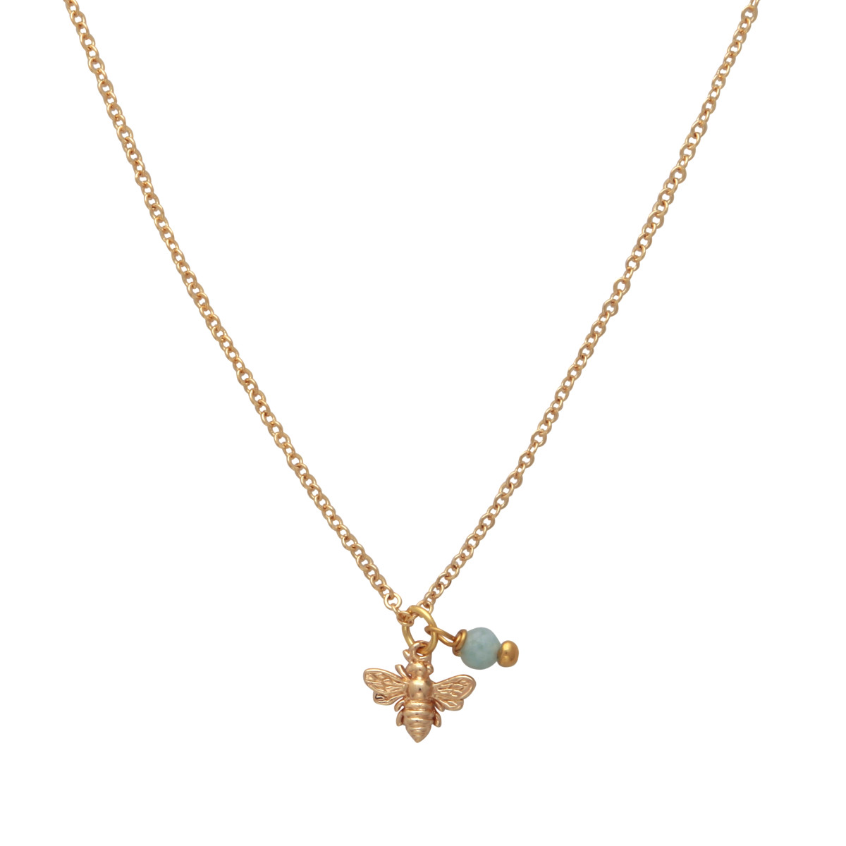 Mirabelle – Jigsaw – £45 Bee Necklace