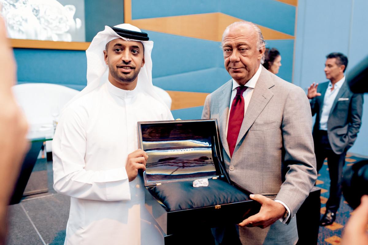Ahmad Bin Sulayem & Fawaz Gruosi