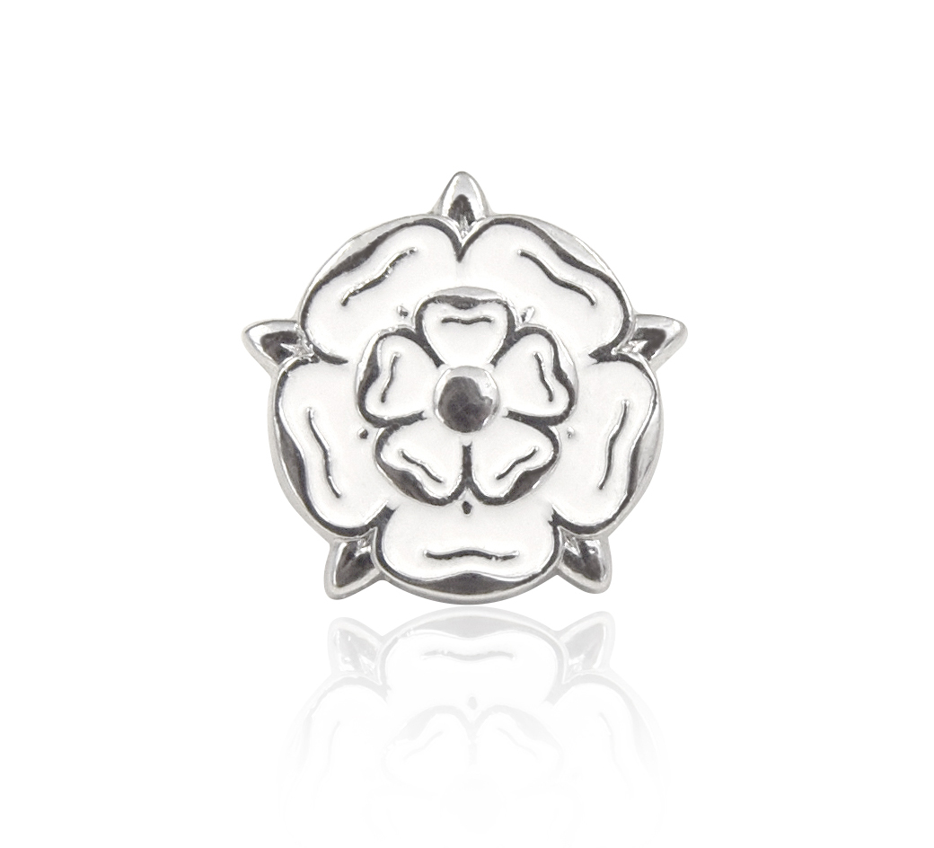 The Yorkshire Rose Pin