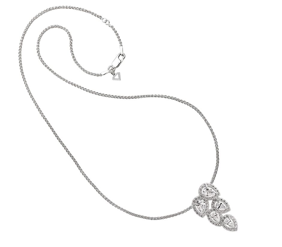 Diamonfire, Floating Lotus Pendant – £169 – 651388