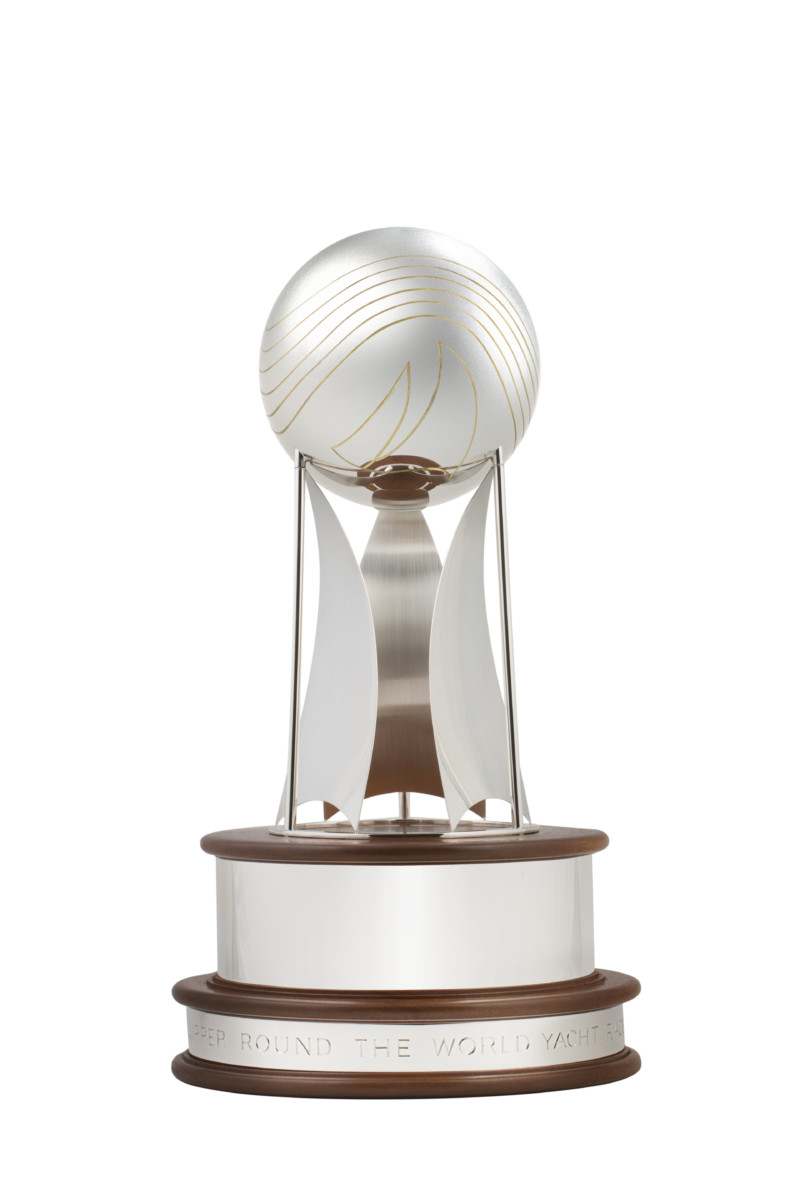 Clipper Round The World Trophy