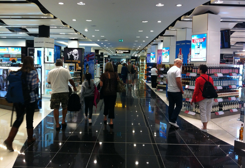 Gatwick World Duty Free