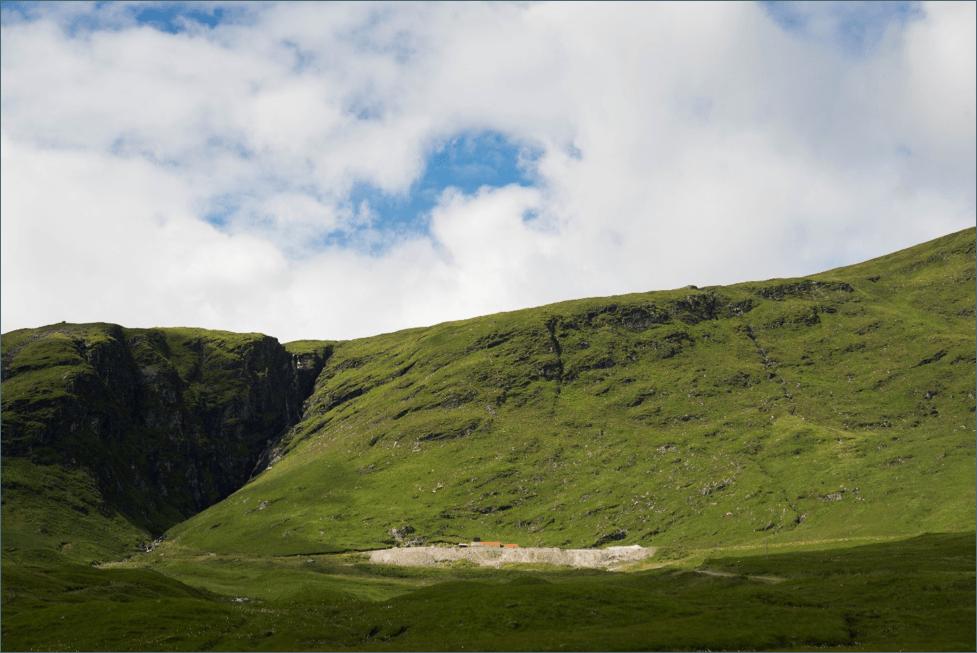 Scotland mine