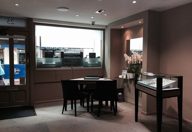 Lanes Fine Jewellery's store in Leicester