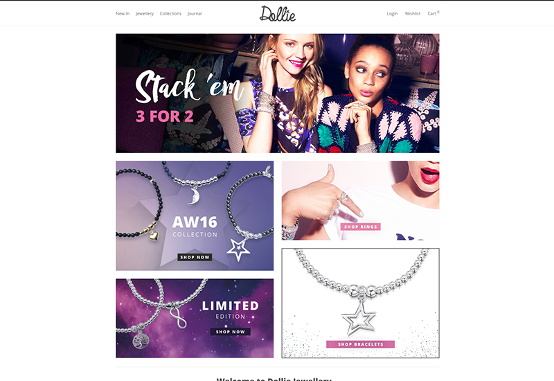 dollie-home-page