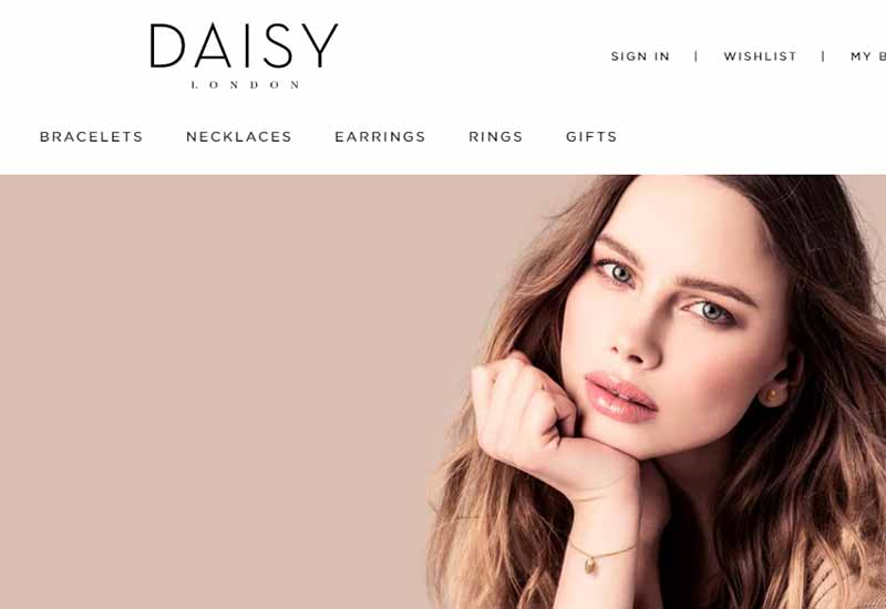 daisy-london-website