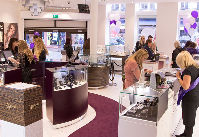 Mococo is the sole stockist of ChloBo and benefits heavily from Daisy, Olivia Burton and Thomas Sabo.