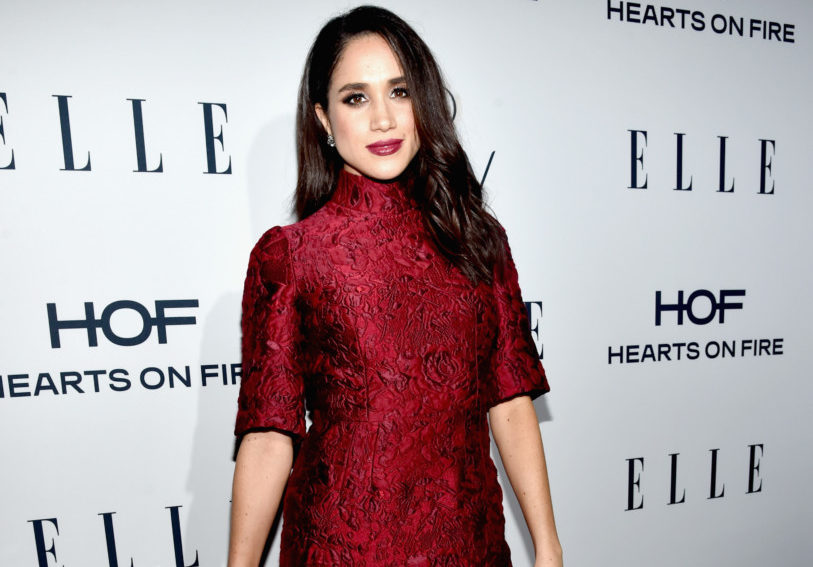 ELLE's 6th Annual Women In Television Dinner Presented By Hearts on Fire Diamonds And Olay – Red Carpet