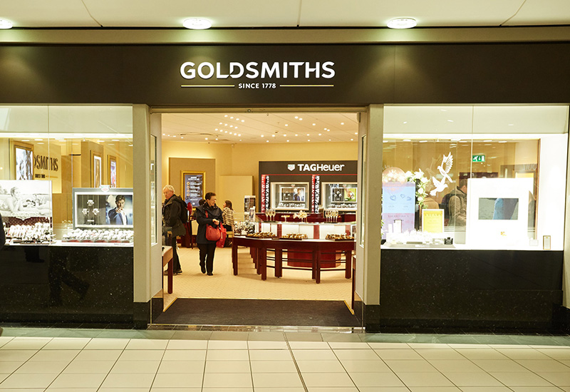 The recently refurbished Goldsmiths showroom in Glasgow (1)