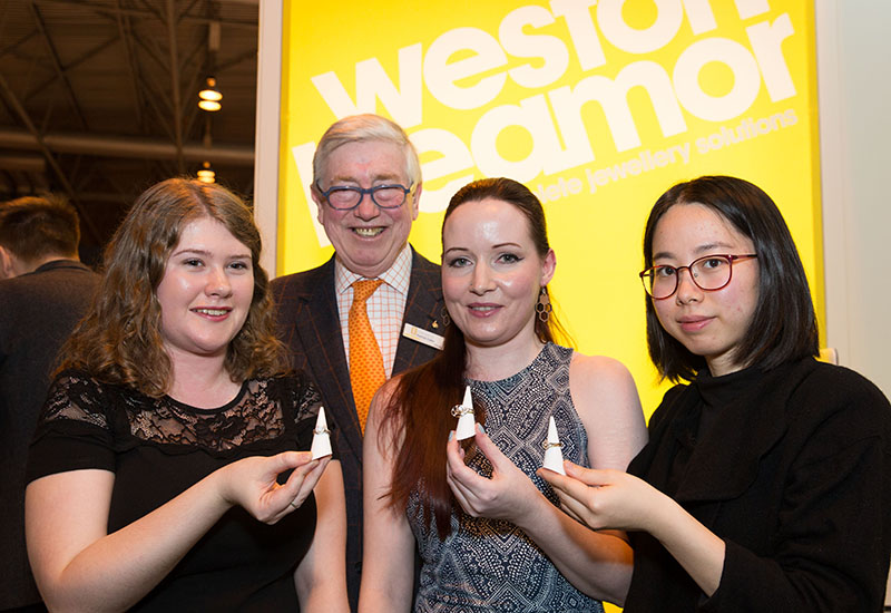 Weston Beamor Student Awards