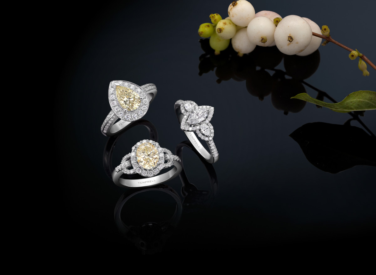 Temprell uses CAD software to make its own fine jewellery and enjoys having full control over manufacture and deadlines