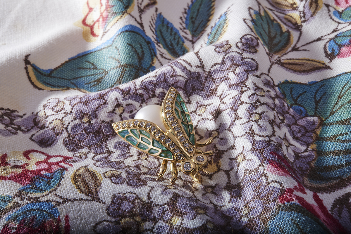 C W Sellors unveils new House Style collection inspired by five centuries of fashion at Chatsworth House.