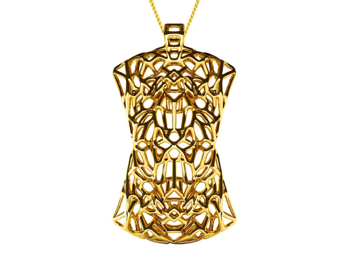 Anburis, Thrones_necklace