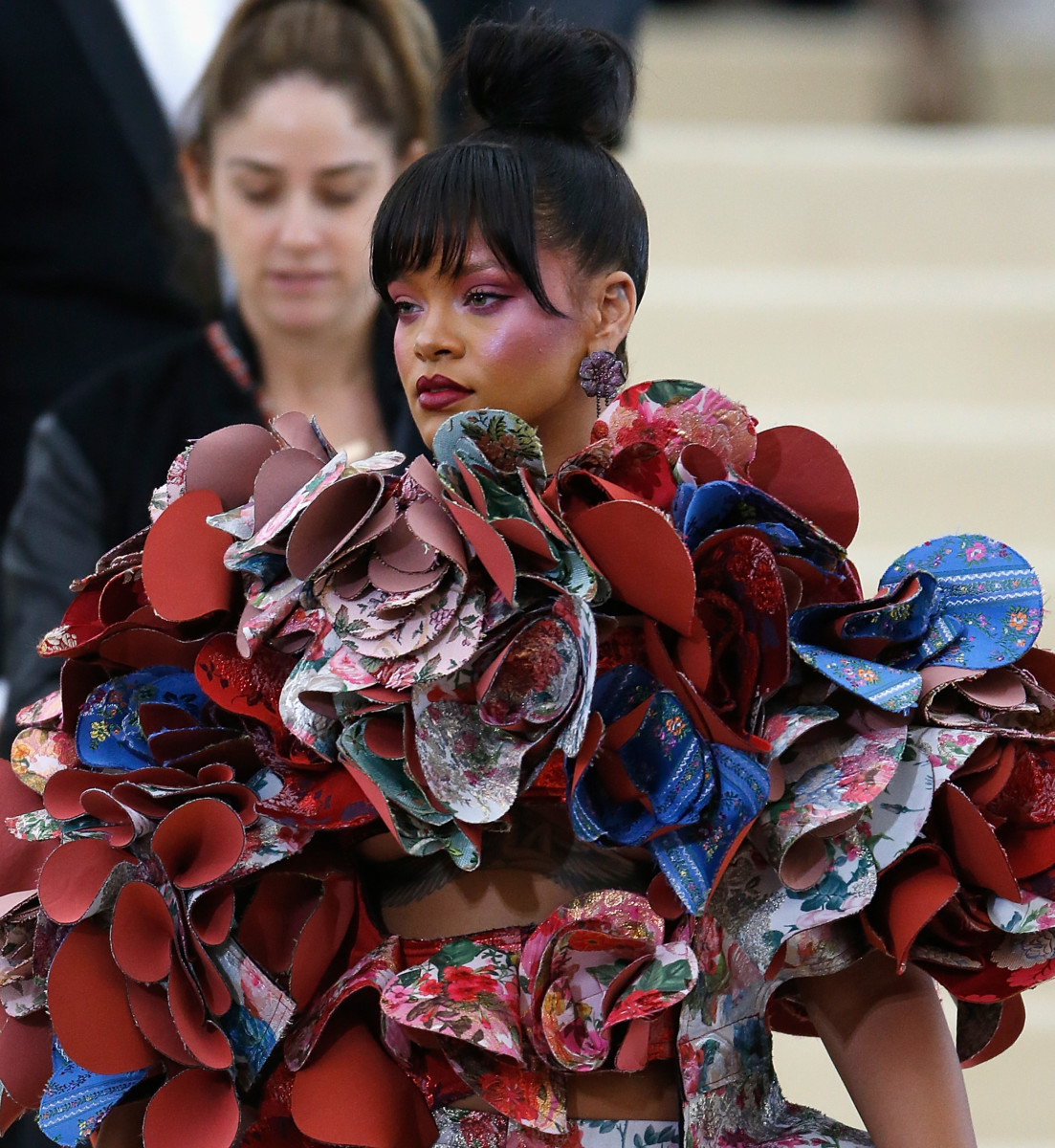 """Rei Kawakubo/Comme des Garcons: Art Of The In-Between"" Costume Institute Gala – Outside Arrivals"