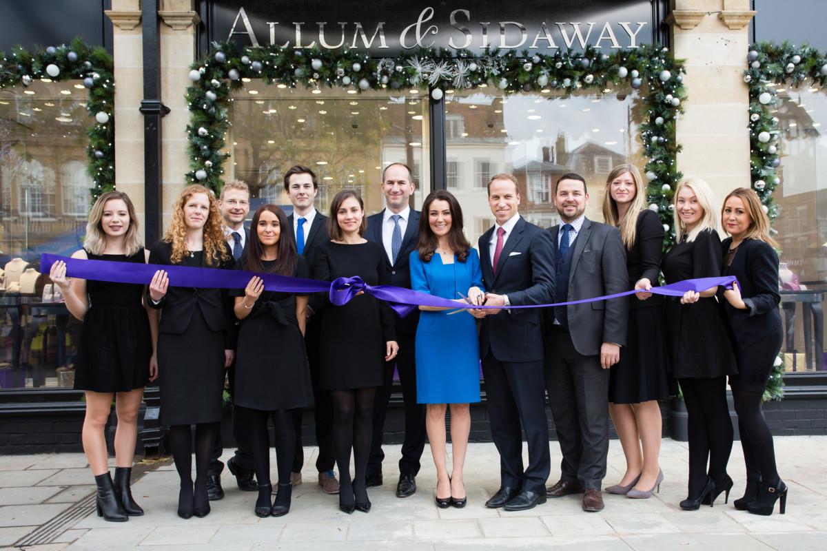 Salisbury store opening