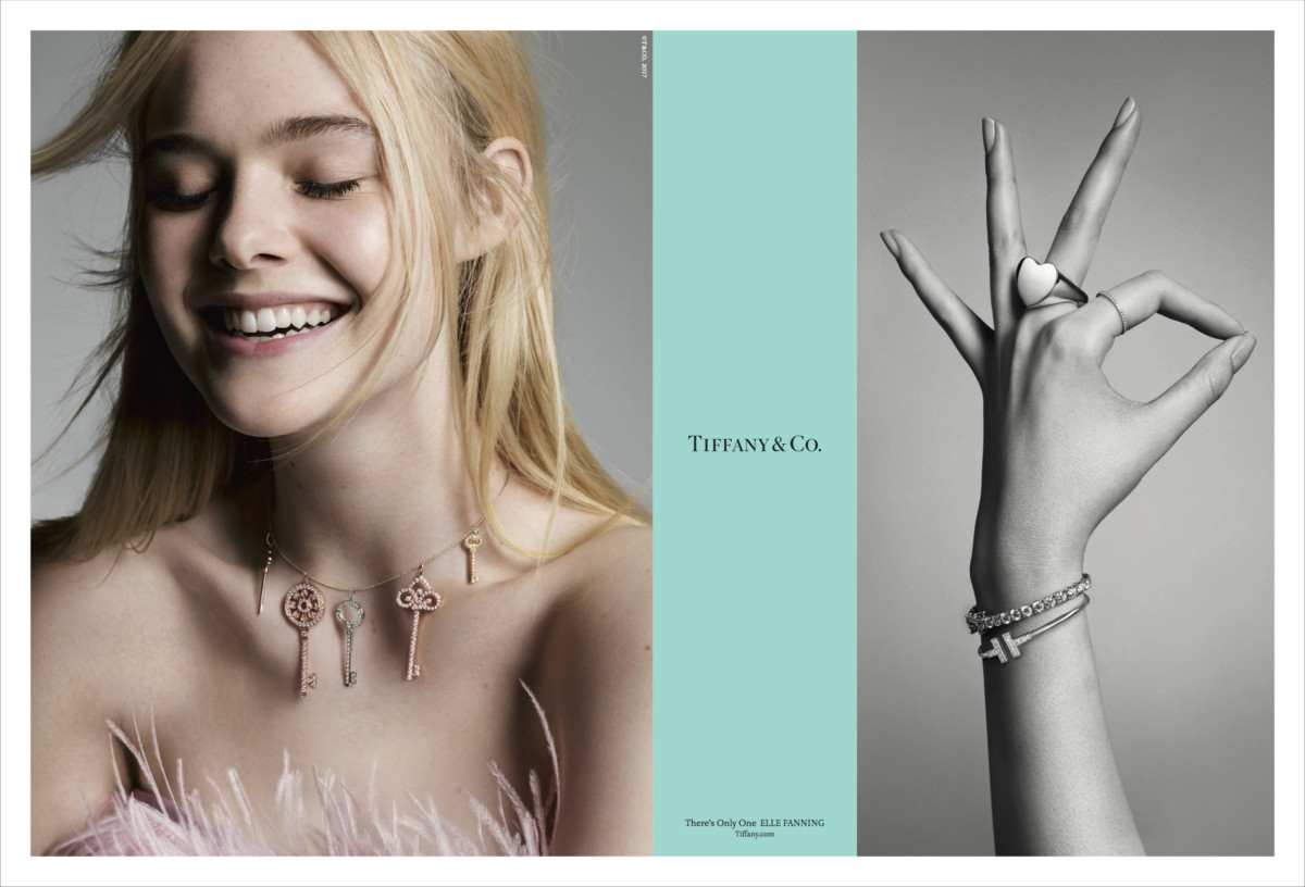 3.Tiffany & Co._Fall_2017_Campaign_Elle Fanning