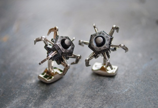 deakin and francis drone cufflinks