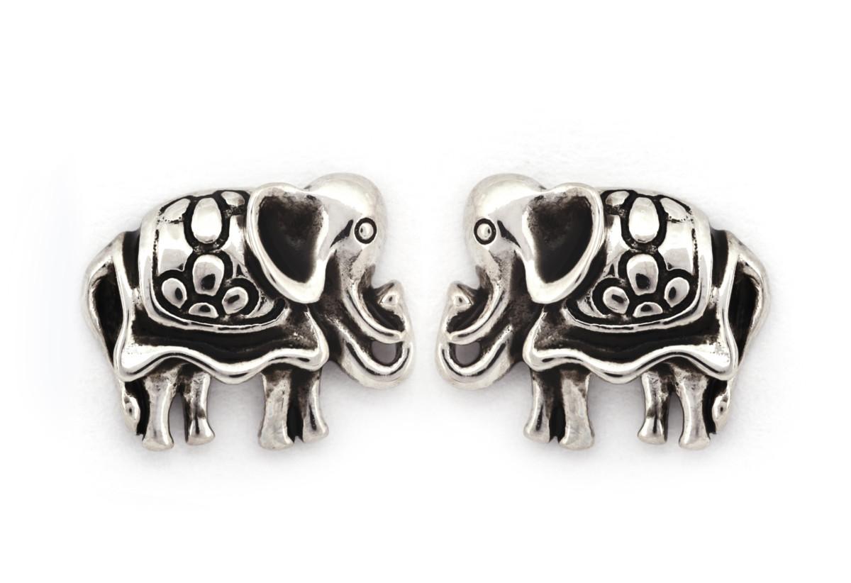 Chrysalis Bodhi Elephant Earrings