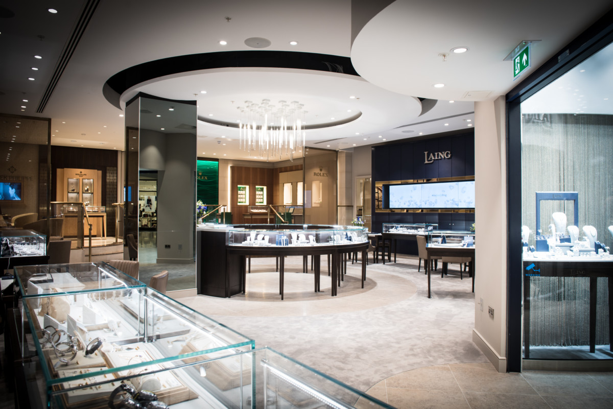 LAINGS new Westquay store image 12