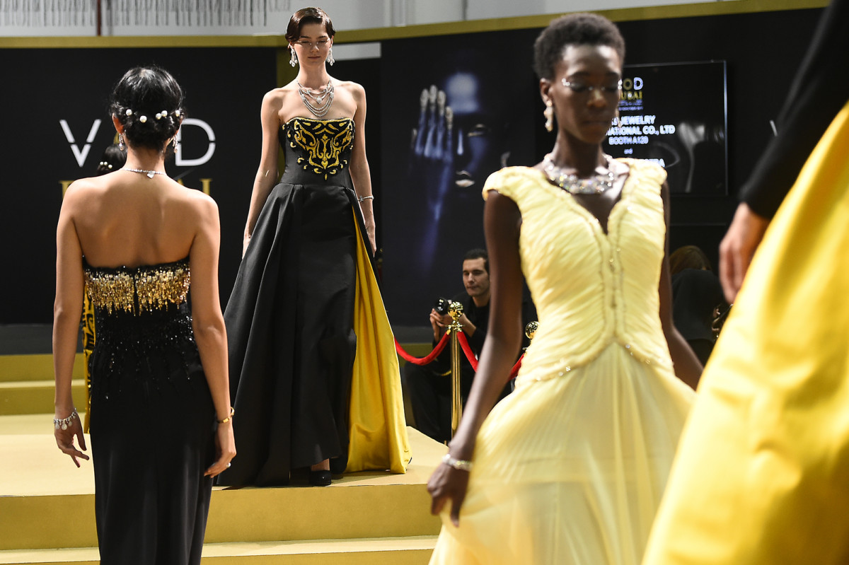 The best of fashion and jewellery was united at VOD Dubai International …